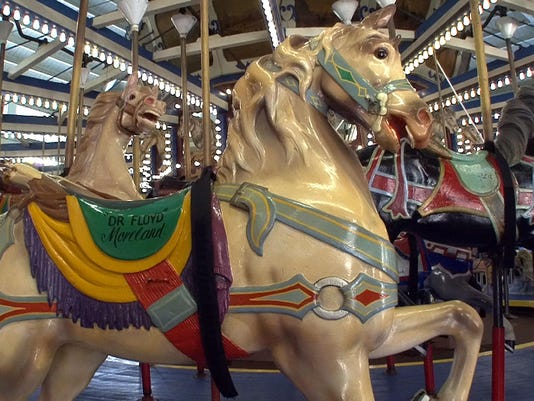 7/21/14, ASB 0722 SEASIDE CAROUSEL