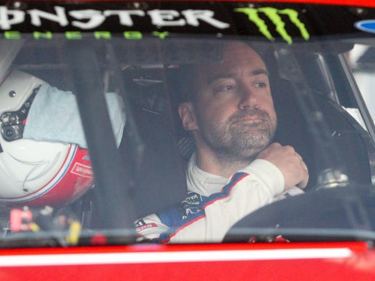 Eau Claire native Paul Menard joined Wood Brothers Racing last season in the Monster Energy NASCAR Cup Series.