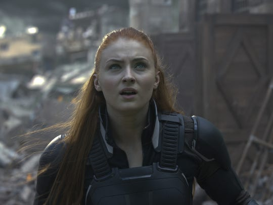 Jean Grey (Sophie Turner) is a mutant outcast who finds
