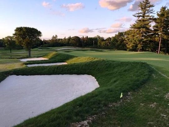 The $5.3 million renovation of Meadowbrook Country