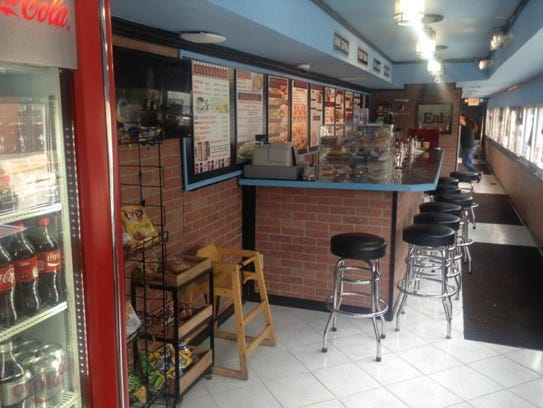 The new diner, Food Train, has opened its doors in