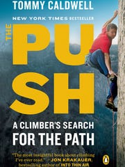 """The Push"" by Tommy Caldwell"