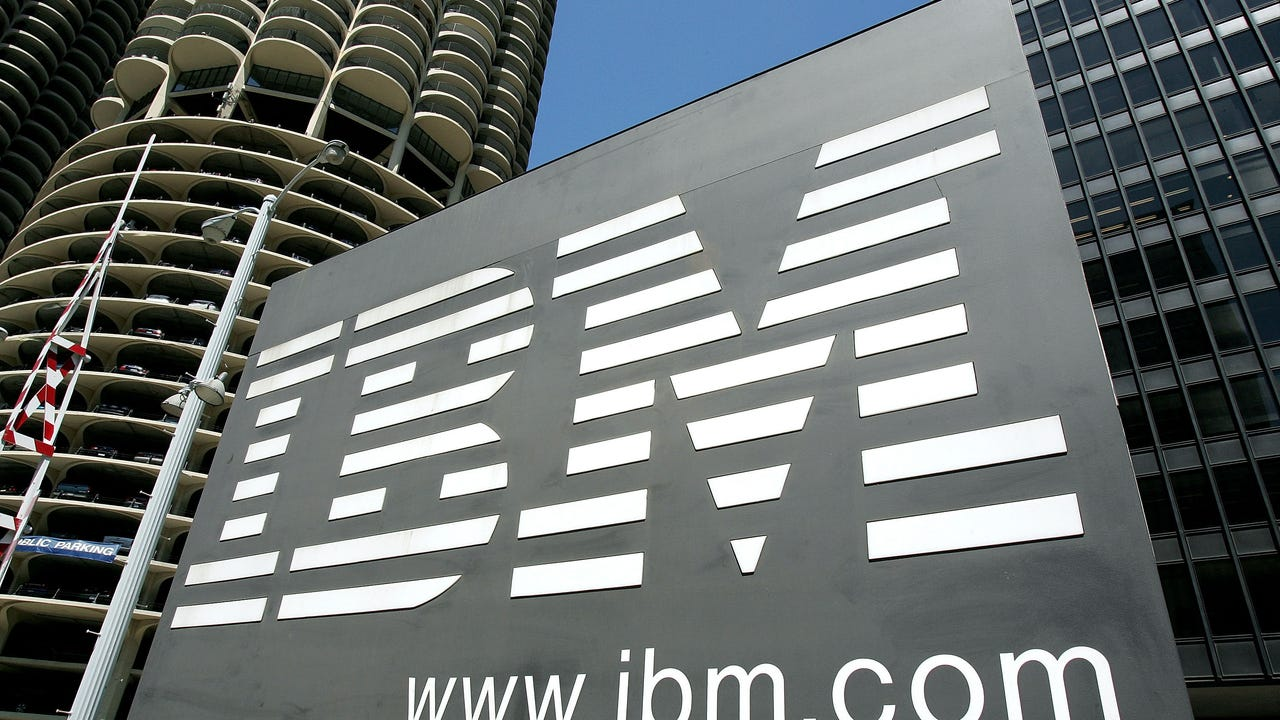 IBM beats estimates on favorable exchange rates