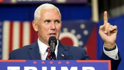 Vice President Mike Pence is expected attend an NCAA