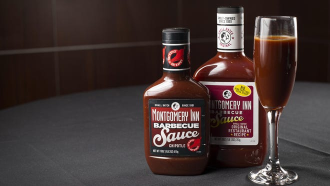 Get a meal-to-go and a bottle of barbeque sauce when you donate blood at Montgomery Inn on July 1-2.