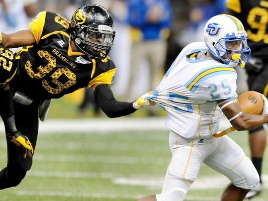 Southern University Grambling State Football