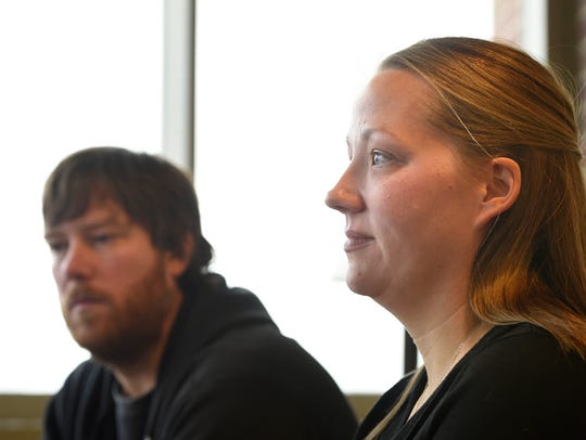 Stephanie and Rhett Danger talk about their experiences