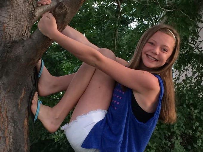 Katie Harris, 7th Grade, Preston MS.