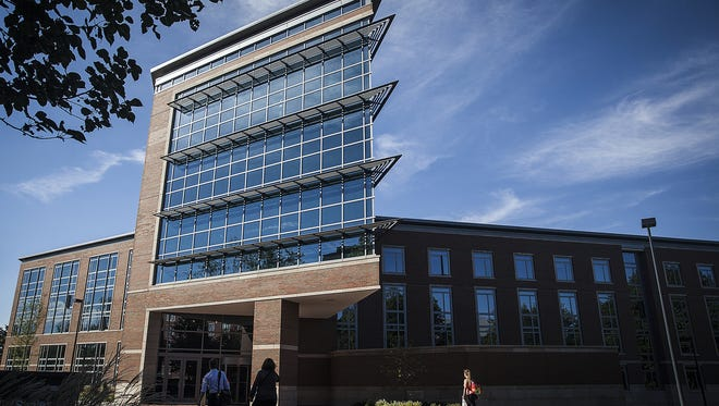 Botsford/Swinford Halls is one of Ball State University's latest renovation projects.