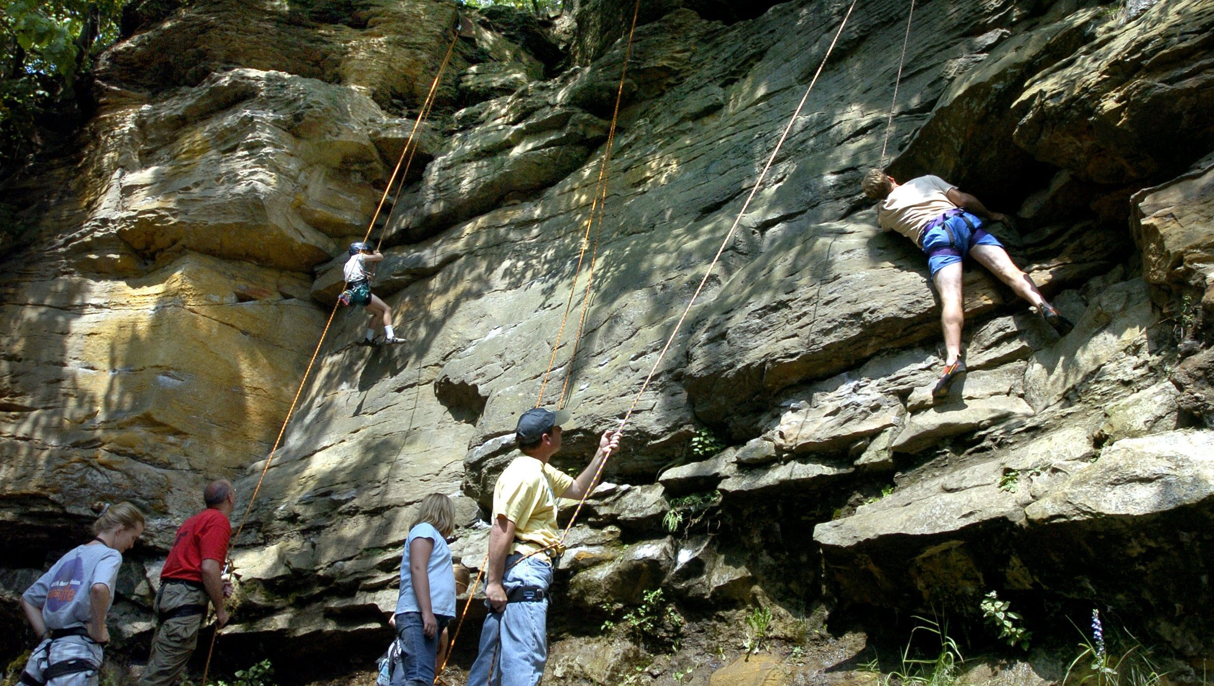 Great Options For Michigan Rock Climbing Indoors And Outdoors