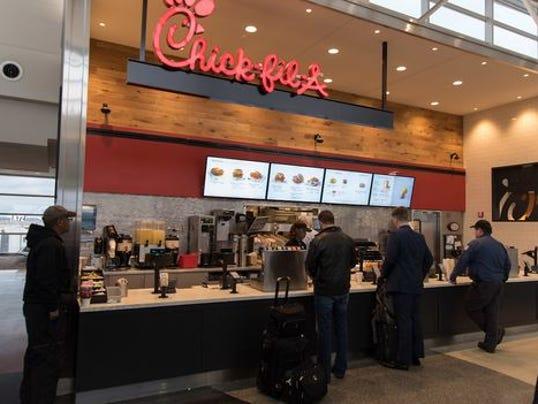 Chick fil a restaurants planned for south nashville for Dining in nolensville tn