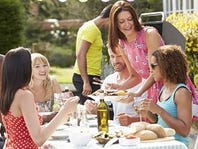 Summertime Fun with Family, Friends & Food!