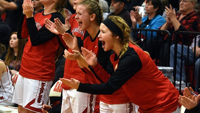 Westmoreland enters the Midstate girls basketball poll at No. 9.
