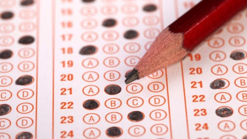 The final batch of end-of-school-year test results were released by the Florida Department of Education.