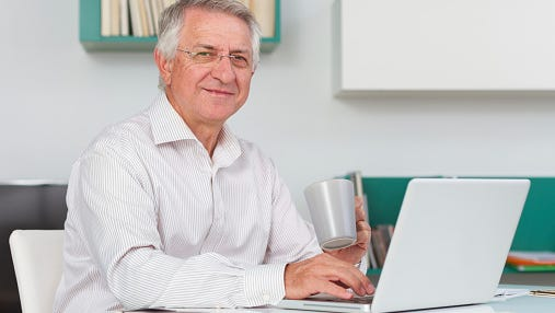 Freelancing is an option for retirees needing extra money.