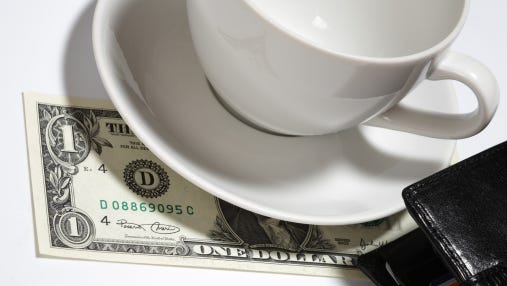 one dollar tip