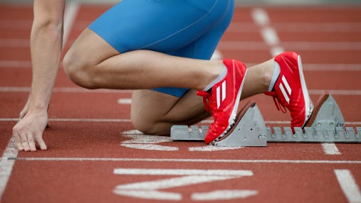 Superstitions, routines key for state track and field althletes