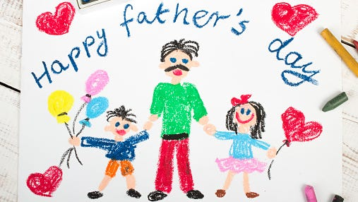 Dads get free admission to The Children's Museum of the Upstate, Greenville Zoo and Hollywild on Father's Day.