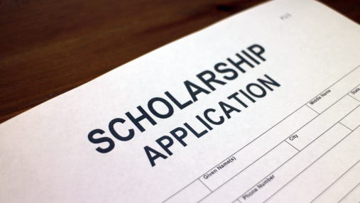 Scholarship Application Form