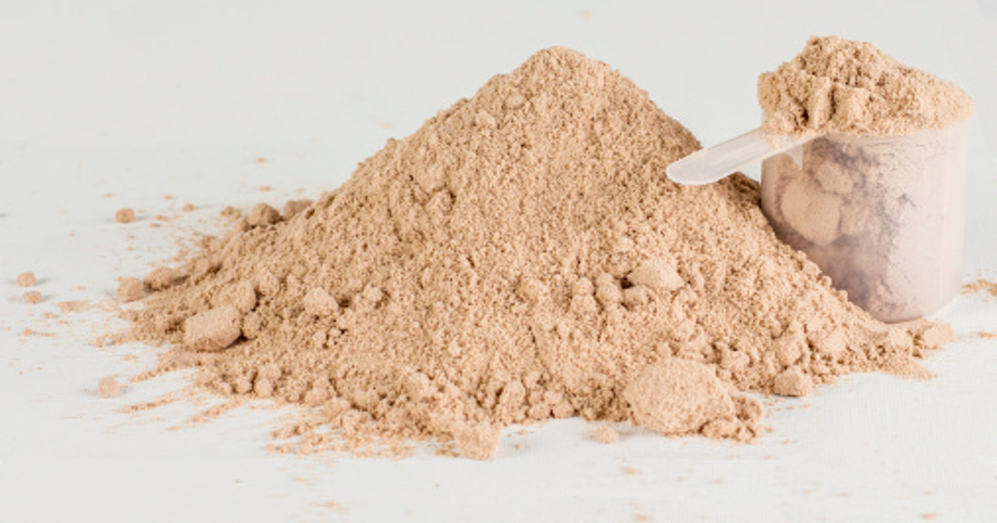 DMAA is back: DOD names 39 workout supplements to avoid