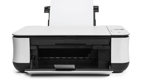 Some all-in-one printers may save personal data you should erase if you plan on giving it away.