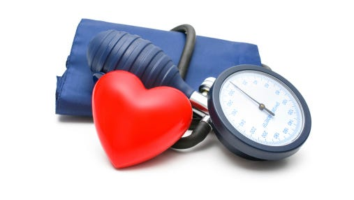 There are numbers that are essential to good health, such as blood pressure and blood sugar levels that can also be monitored as a person makes the change to living a healthier life.