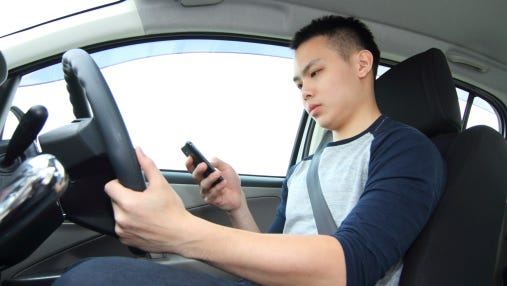 The MPD Distracted Driver program is meant to prevent distracted driver-related accidents.