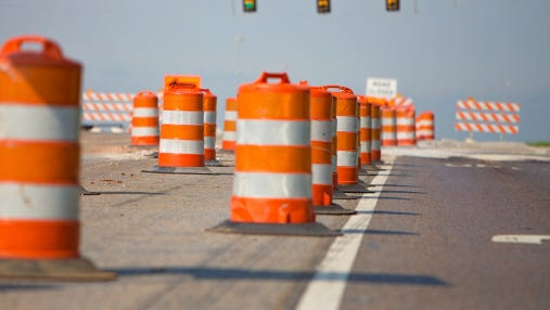 A project to reconstruct Interstate 94's Exit 88 will begin Monday.