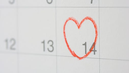 Check out what's happening in Alexandria for Valentine's Day 2017.