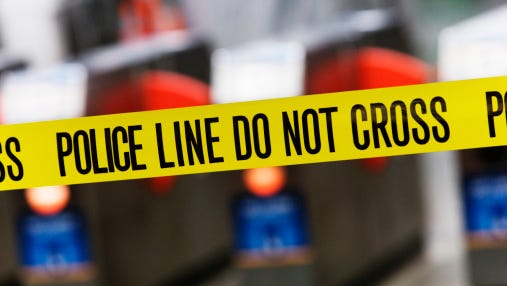 Two men died and one was injured in the shooting.