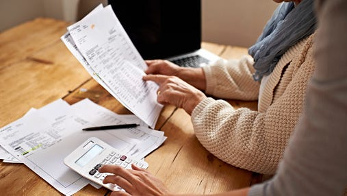 Keep in mind, your Social Security benefits may be taxable.