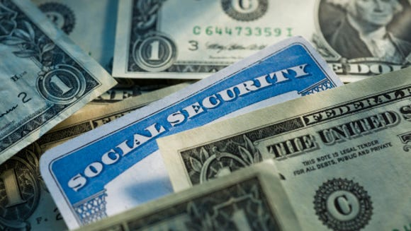 April is National Social Security Month.