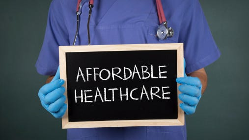Many farm families favor affordable health care.