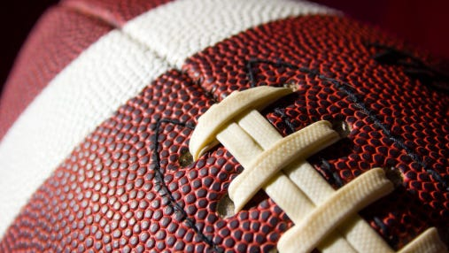 Check for a running list of Friday night football scores.