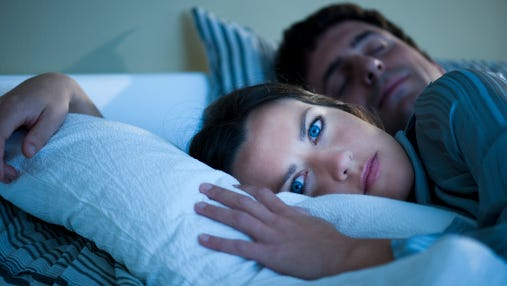 Over the course of four years, researchers found that insomnia seemed to raise the likelihood that a person will be hospitalized due to stroke by 54 percent.