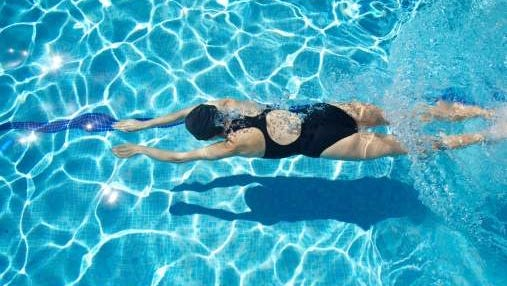 Low-impact activity is the best kind of exercise for patients with arthritis. You want to keep the joint moving without the extra added stress of weight bearing, if possible. Swimming is an almost perfect exercise for most patients with arthritis.