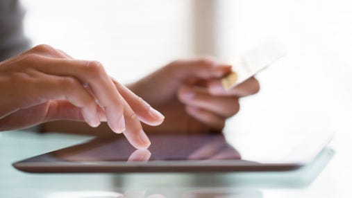 Tip: Enable your bank's two-factor authentication.