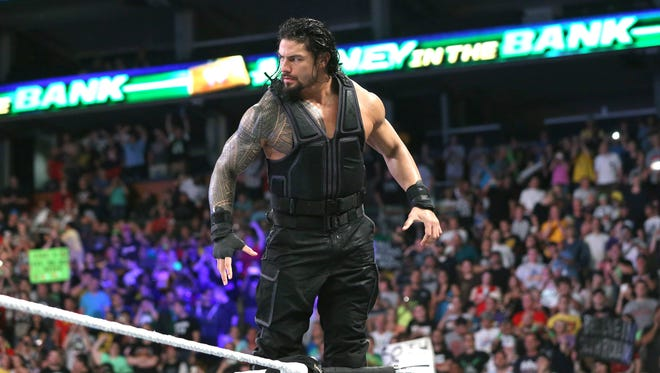 Roman Reigns returns for the first time in five years with the SummerSlam Heatwave Tour.