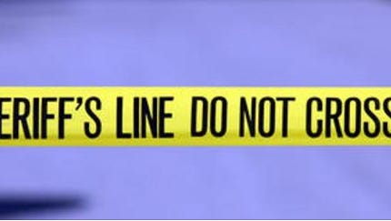 A person was killed after being hit by a car Saturday night,