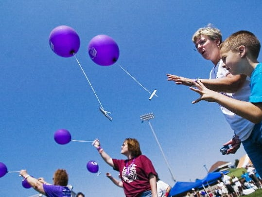 Southern York County residents are invited to attend a rally to prepare for the June Relay for Life event. Daily Record/Sunday News - File