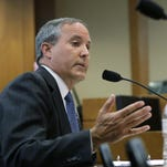 Attorney General Ken Paxton has been indicted on felony charges.