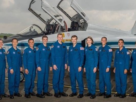 Check out our photo album of the newly named NASA astronauts!