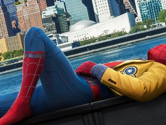 Enter for a chance to win 2 Passes to see Spider-Man Homecoming.