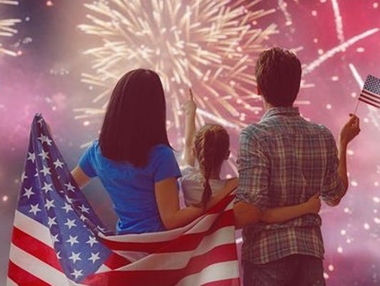 Events for you and the family to enjoy this Fourth of July.