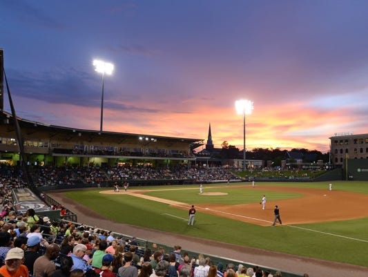 Enter for a chance to win a Family 4 pack of tickets to a Greenville Drive Game!