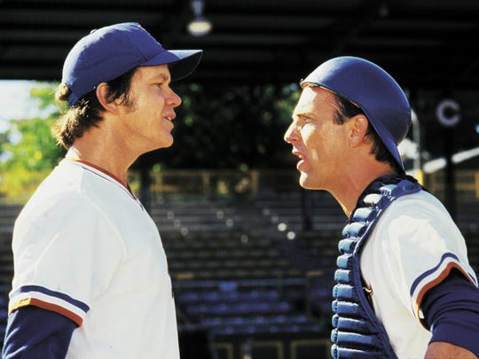 """Ron Shelton, who wrote and directed """"Bull Durham"""" (starring Tim Robbins and Kevin Costner) hosted a screening at the Dryden Theatre on Thursday, July 6, and will be at Frontier Field on Friday, July 7 for his induction into the Red Wings Hall of Fame. Shelton played second base and shortstop for the Wings in 1970 and '71."""