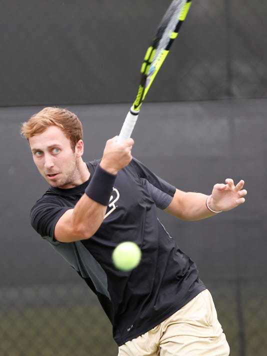 LAF Purdue's Matt Bouggy inspires and leads
