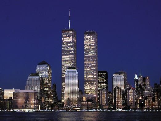 9 11 attacks images seared in memory