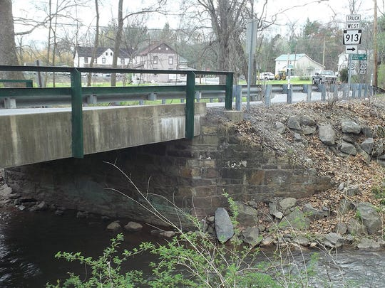 The Pa. 655 bridge spanning Sindeldecker Branch in Licking Creek Township, Fulton County, is set to be replaced as part of the state's bridge replacement program.