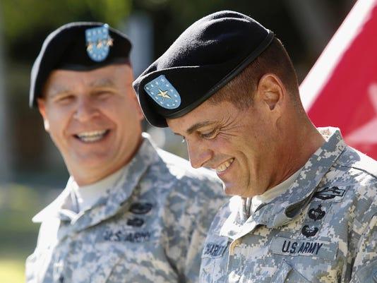 Maj. Gen. John W. Charlton